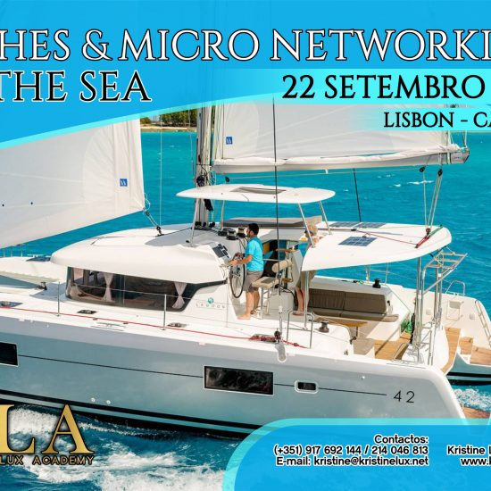 KRISTINE – Lux Networking at the Sea-2